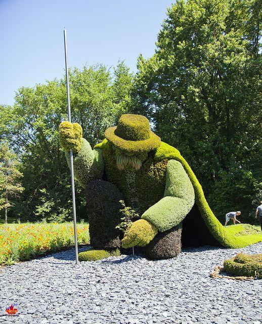 Sculpture végétal  - Page 3 F72c1bf99d9f5ce5bfe747b79705a94a--travel-party-travel-design