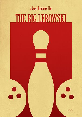 The Big Lebowski directed by The Coen Brothers (1998)