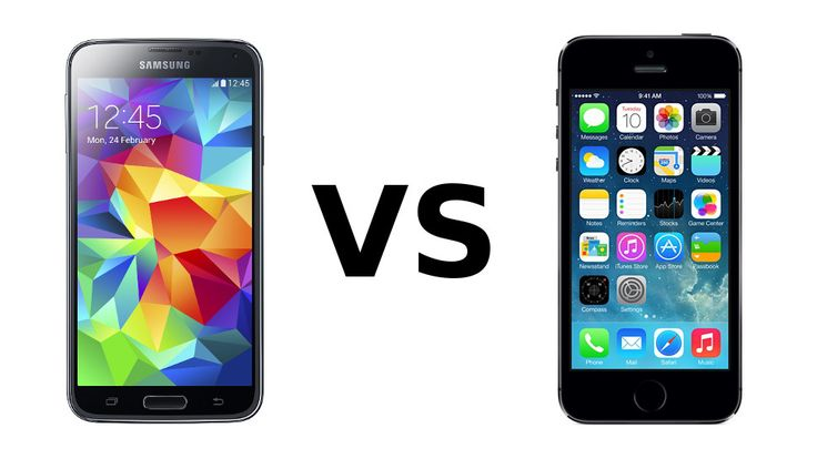 Android vs. Apple smackdown! The Galaxy S5 takes on the iPhone 5s - The Kim Komando Show