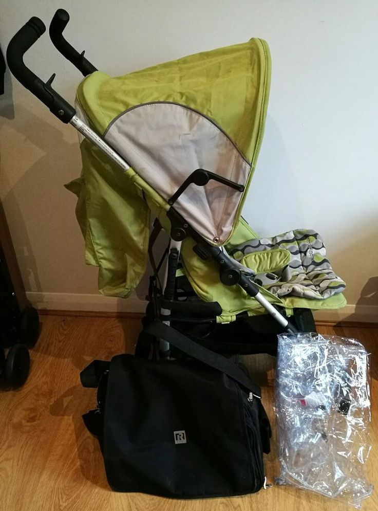 Mothercare Mino Plus Stroller with changing bag & universal rain cover. EC!!  | eBay