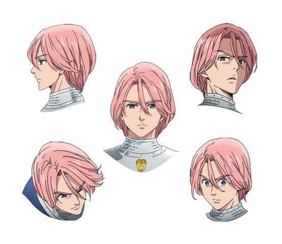 Bad Anime Character Design : Best images about nanatsu no taizai character design