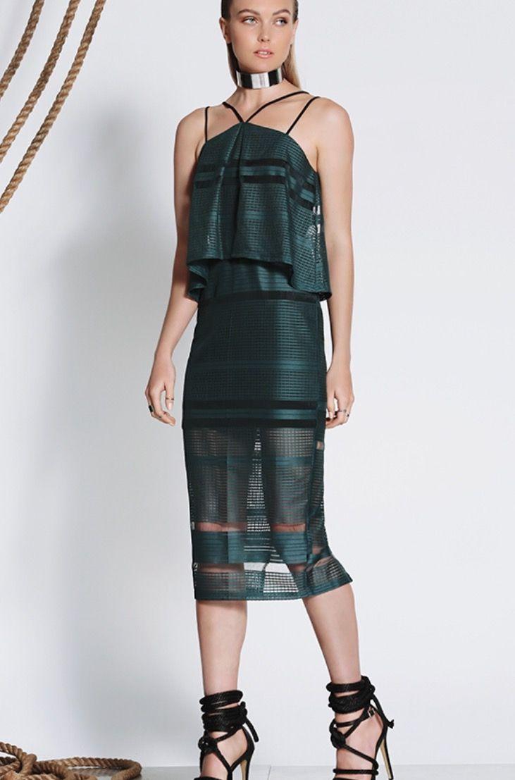 Delicate Lace - The Venture Dress