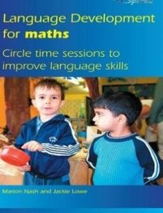 Language Development for Maths: Circle Time Sessions to Improve Communication Skills in Maths 1st Edition free download by Marion Nash Jackie Lowe ISBN: 9781843121718 with BooksBob. Fast and free eBooks download.  The post Language Development for Maths: Circle Time Sessions to Improve Communication Skills in Maths 1st Edition Free Download appeared first on Booksbob.com.