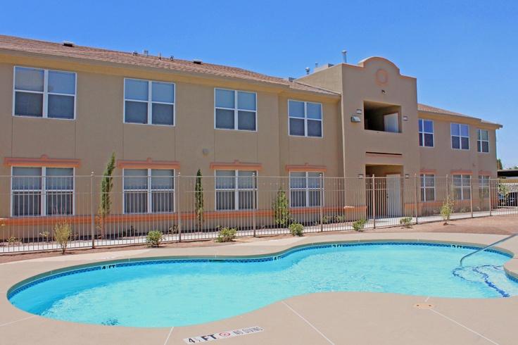 Desert Sun Apartments El Paso Tx