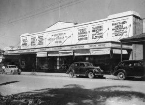 Armstrong, Ledlie and Stillman's premises in Atherton,1948