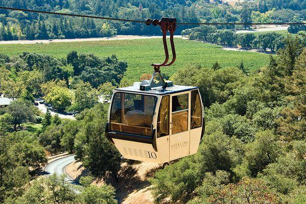 Sterling Vineyards | Napa Valley Wine Tourism | Touring & Tasting