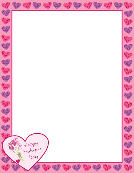 36 best Page Borders images on Pinterest Printable, Borders and - downloadable page borders for microsoft word