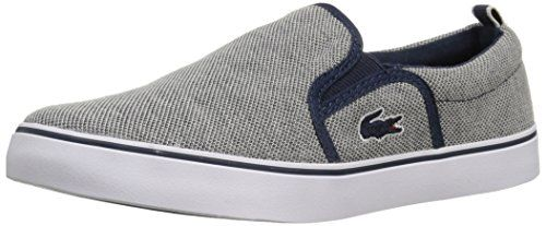 Lacoste Gazon 216 1 SPJ NVY Loafer (Little Kid/Big Kid) - http://all-shoes-online.com/lacoste/lacoste-gazon-216-1-spj-nvy-loafer-little-kid-big