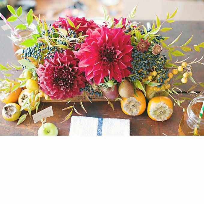 Fall Wedding Centerpieces | Wedding Ideas | Brides.com