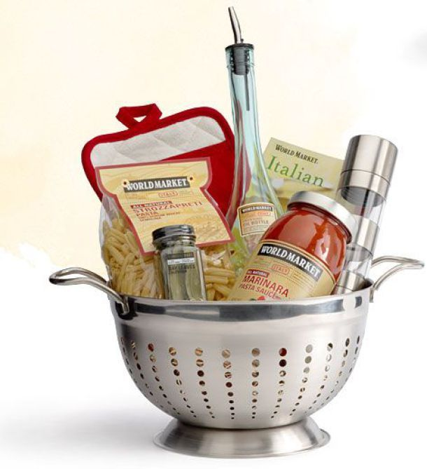 Best 25 baking gift baskets ideas on pinterest teacher for Christmas kitchen gift basket ideas