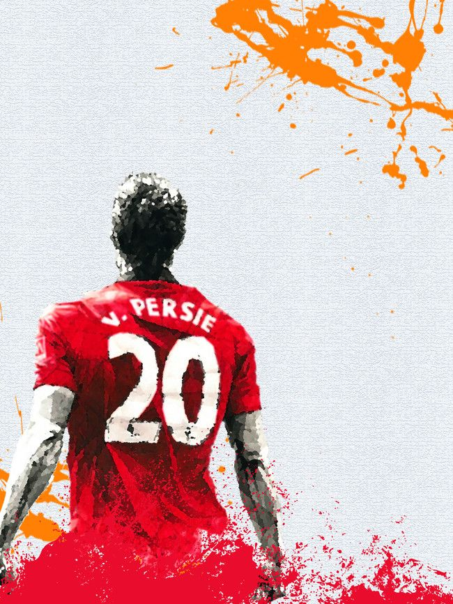 Passion Manchester United Football Poster Background Psd