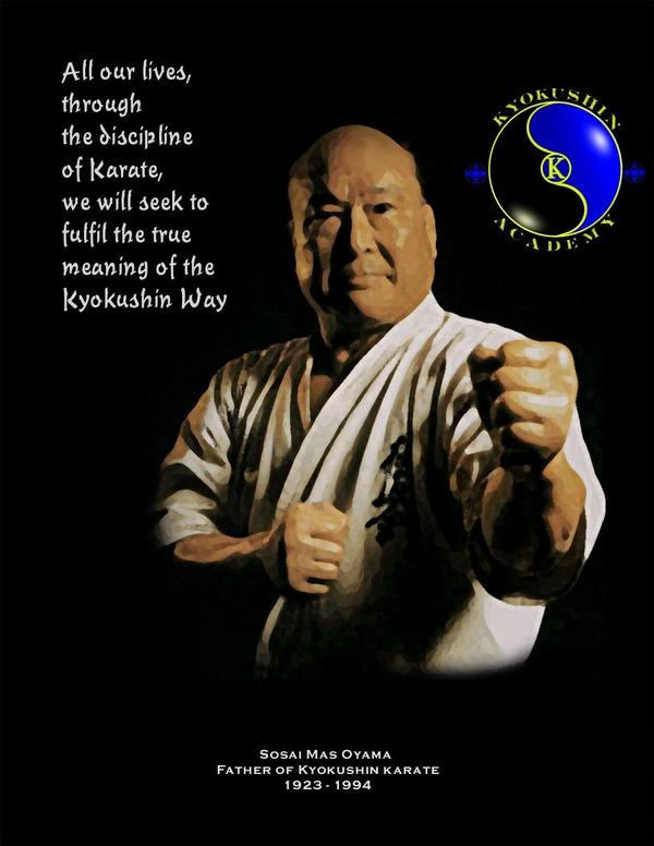 The Legendary Masutatsu Oyama, before Bruce Lee was famous Mas Oyama was arguably said to be the world greatest living martial artist of our time.