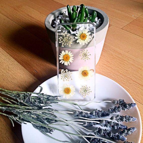Pressed Flowers Iphone casesiphone 7&iphone by BloomingInJuneAU