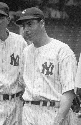Joe DiMaggio the Yankee Clipper
