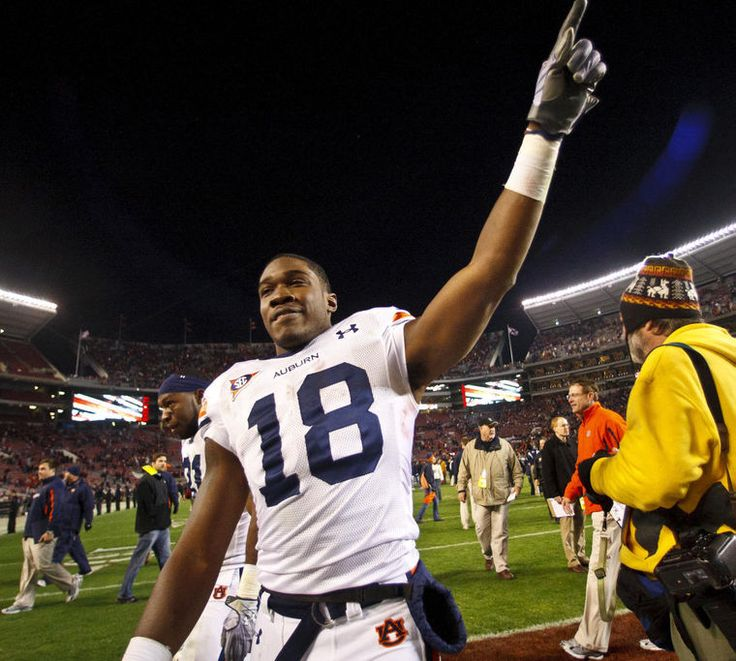Kodi Burns expects to feel a tad bit out of place when he walks into Jordan-Hare Stadium on Saturday. (Nov. 22, 2014)