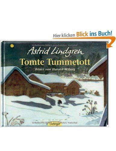 Tomte Tummetott: Amazon.de: Astrid Lindgren, Harald Wiberg: Bücher
