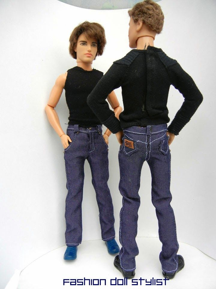 Fashion Doll Stylist: True Blue