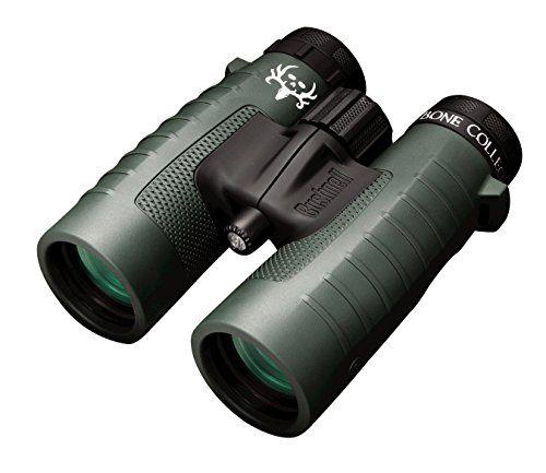 Bushnell Binocular Bundle: Trophy XLT Roof Prism Binoculars, 10x42mm (Bone Collector Edition) + Deluxe Binocular Harness Bushnell http://www.amazon.com/dp/B017IUQPW6/ref=cm_sw_r_pi_dp_3bBDwb1DKPGAP