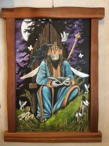 Fairy King Frame