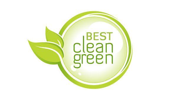 Best Clean Green | Logo Design by Corinne Jade
