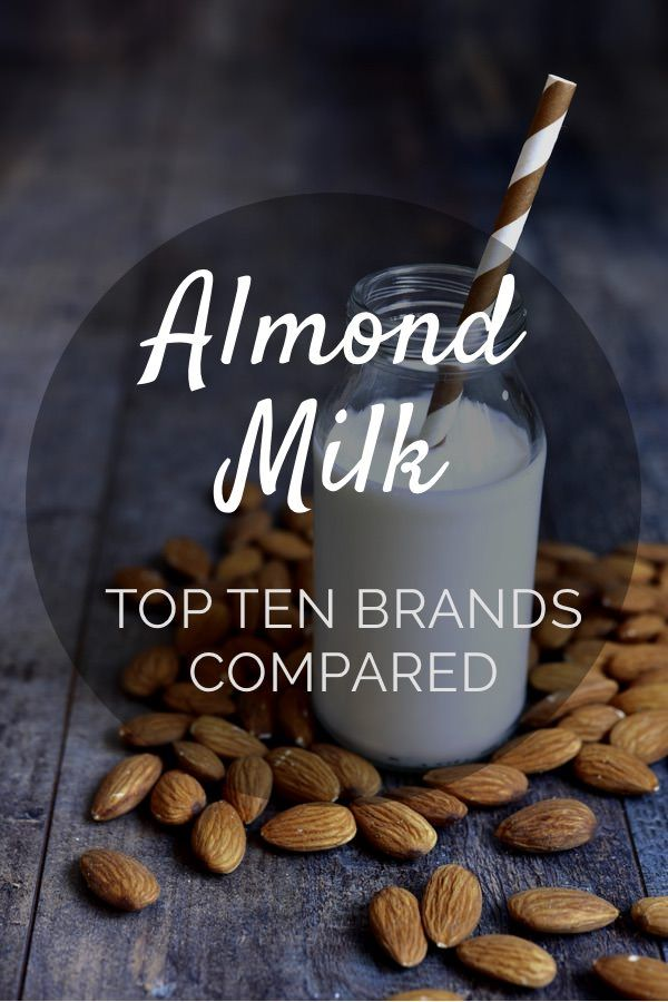 A complete guide to the best and worst Almond Milk brands. What to look for and what to avoid in non-dairy beverages.
