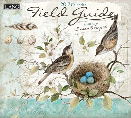 Field Guide 2017 Wall Calendar , 17991001981 | Lang