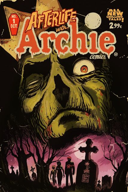 "AFTER-LIFE WITH ARCHIE"" Pulp Sunday"