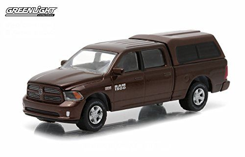 2014 RAM 1500 * Hobby Exclusivev Work Truck with Camper Shell * Greenlight Collectibles 2015 1:64 Scale Limited Editon Die-Cast Vehicle