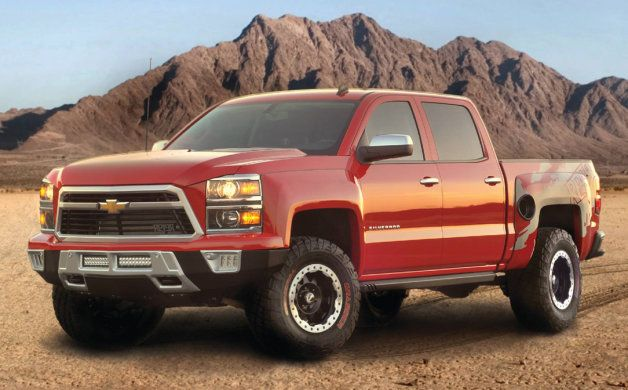 Lingenfelter announces Raptor-fighting Chevy Reaper - Autoblog