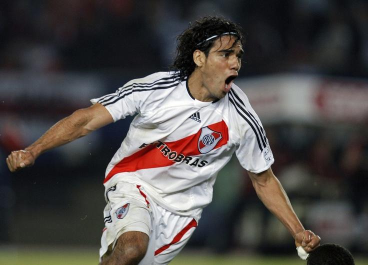 Radamel Falcao - River Plate