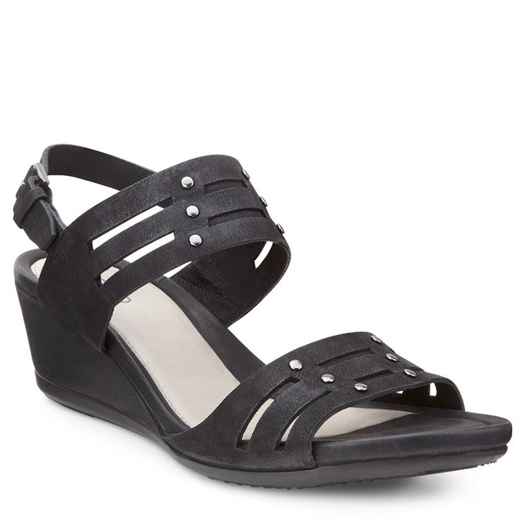 Shop womens sandals - ECCO Touch 45 Wedge at ECCO USA. These sandals from  our womens collection are perfect for women looking for formal sandals.
