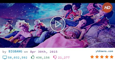 Download Bigbang bae bae m v videos mp3 - download Bigbang bae bae m v videos mp4 720p - youtube...