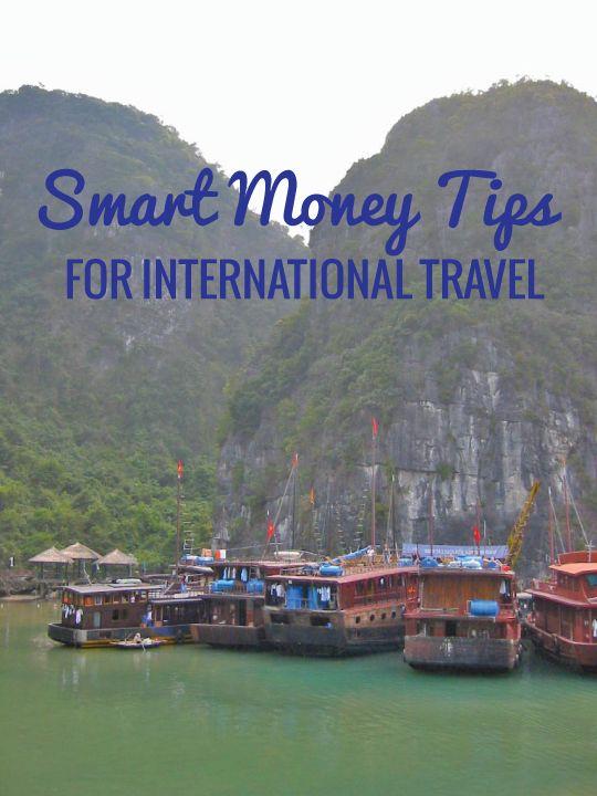 10 Smart Money Tips for International Travel