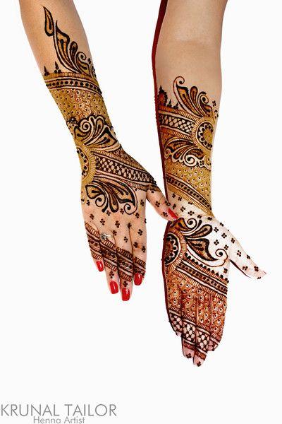 Mehndi Maharani 2013 Finalist: Krunal Tailor, Henna Artist http://maharaniweddings.com/gallery/photo/13866