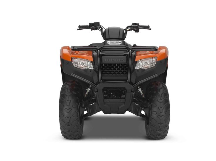 New 2016 Honda Rancher ES ATVs For Sale in Florida. 2016 Honda Rancher ES, 420cc liquid-cooled fuel-injected OHV wet-sump longitudinally mounted single-cylinder four-stroke Automatic clutch ESP five-speed with Reverse Direct rear driveshaft Front suspension: Independent double-wishbone; 6.69 inches travel Rear suspension: Swingarm with single shock; 6.69 inches travel Curb weight: 575 lbs. (includes all standard equipment, required fluids and a full tank of fuel-ready to ride) Fuel…