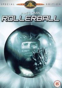 Rollerball [1975] - Special Edition [DVD] James Caan (Actor), John Houseman (Actor), Norman Jewison (Director)   Rated: Suitable for 15 years and over   Format: DVD
