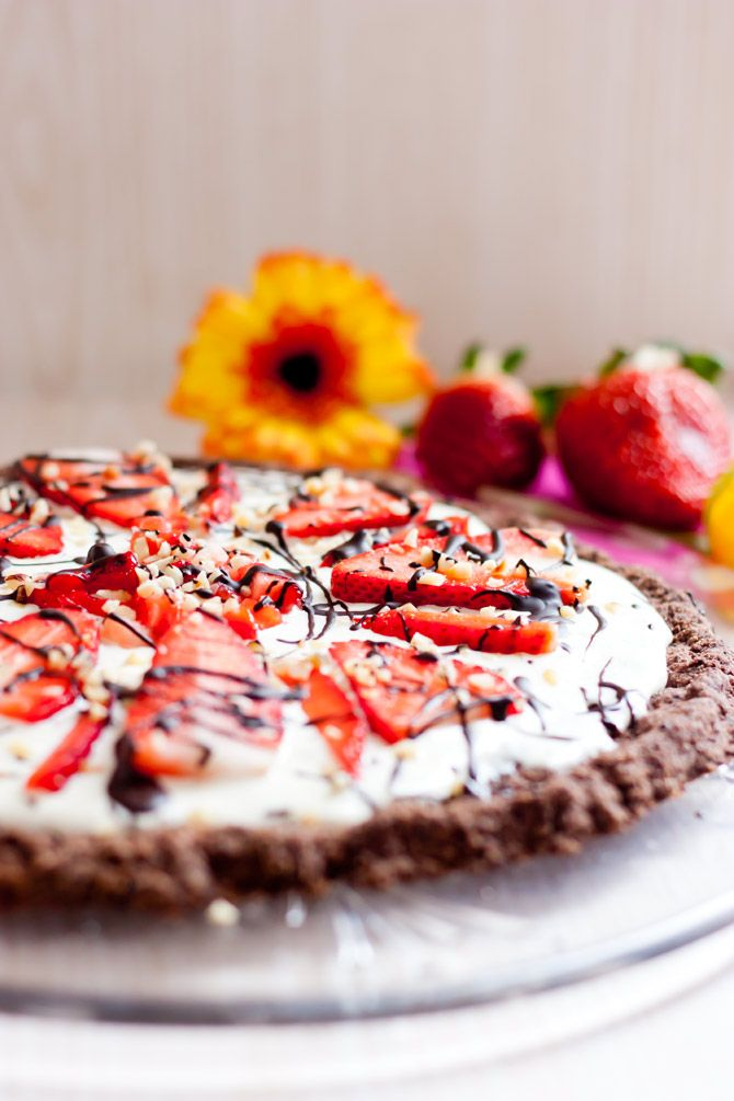 Low Carb fruchtige Cookie Pizza