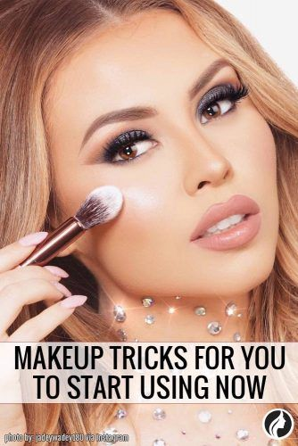 Makeup Tricks for You to Start Using Now