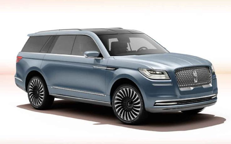 2018 Lincoln Navigator SUV Concept Redesign - http://www.carmodels2017.com/2016/05/21/2018-lincoln-navigator-suv-concept-redesign/
