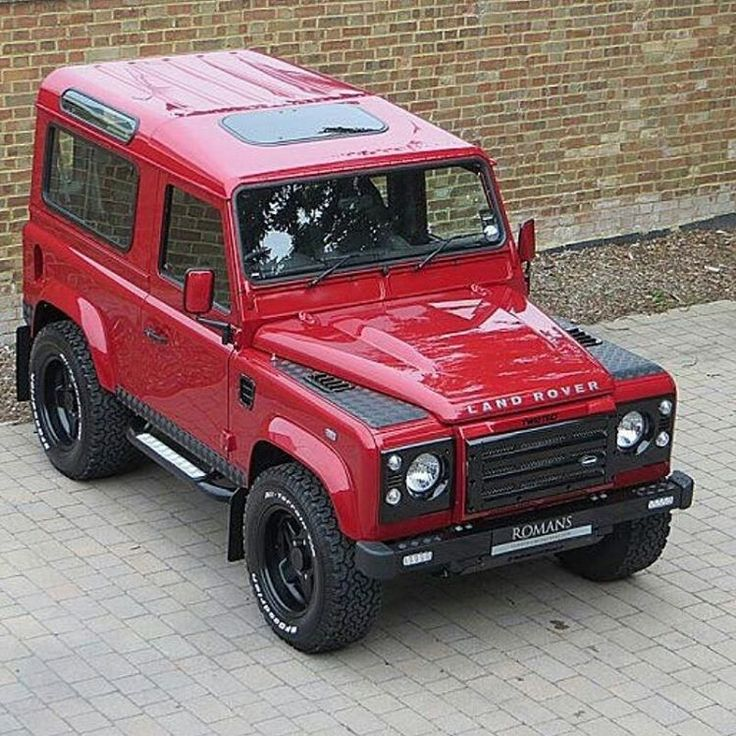 17 Best ideas about Land Rovers on Pinterest | Defender ...