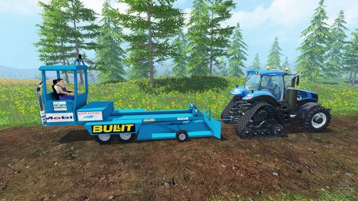 farming simulator 2015  | Brake Trailer pour Farming Simulator 2015