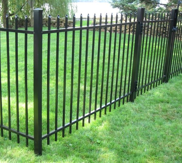 How Much Does It Cost To Install A Iron Fence Vs Wood