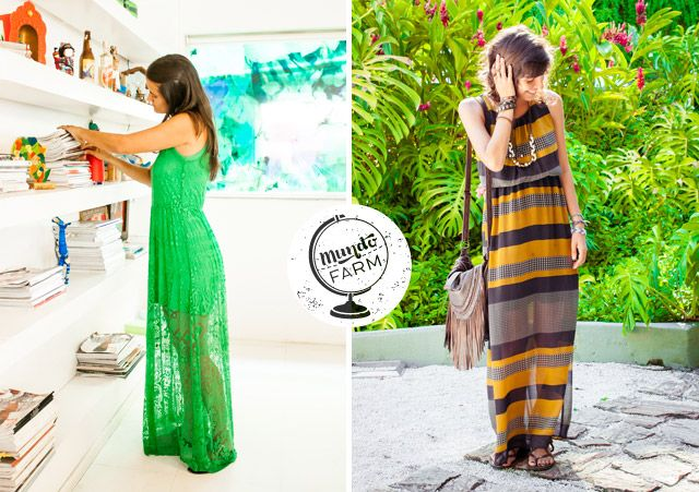 adoro FARM - por dentro da farm: looks do escritório