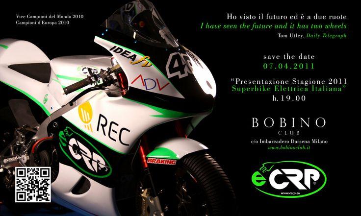 eCRP Bobino Giovedi 7 aprile 2011