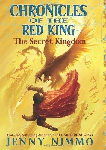 Bestseller Books Online Chronicles of the Red King: The Secret Kingdom Jenny Nimmo $11.55  - http://www.ebooknetworking.net/books_detail-0439846730.html