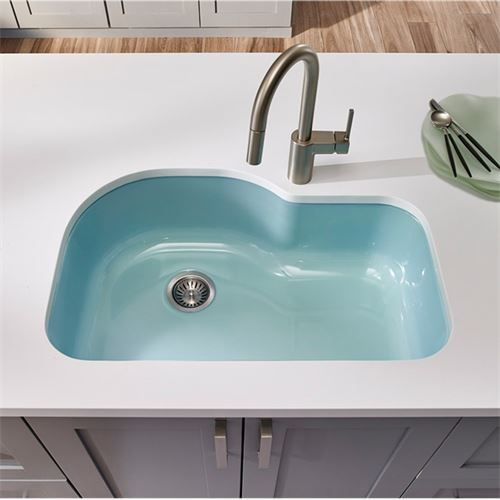 Best KITCHEN SINKS Images On Pinterest Bowls Composite - Houzer kitchen sink