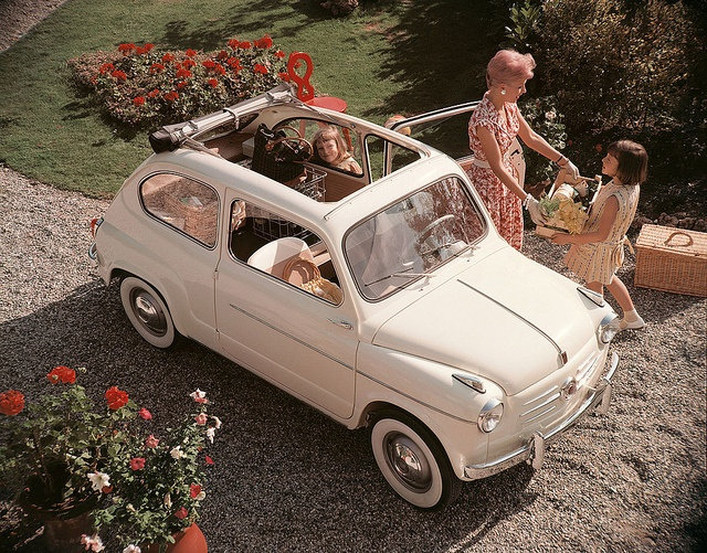 Fiat 600...honestly......just....not fair...