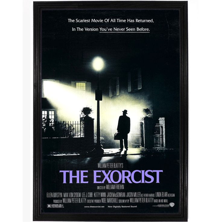 The Exorsist Movie Poster