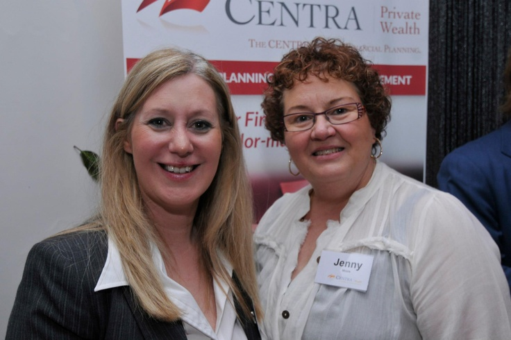Office Manager - Donna (left)