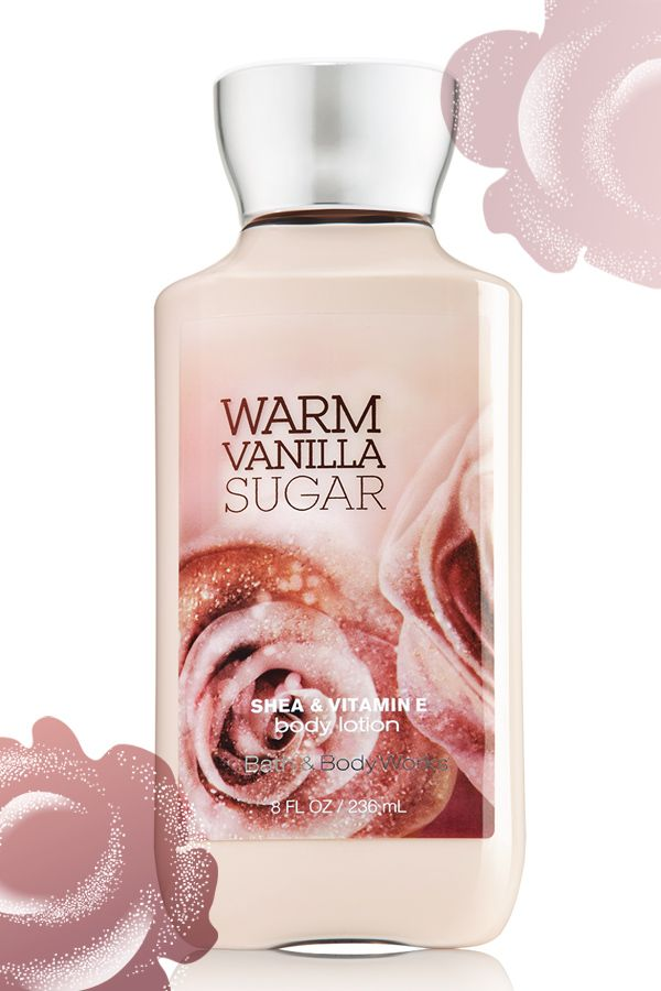 Let this sweet treat melt into your skin, now with 2x the moisture & 3x the shea! #WarmVanillaSugar